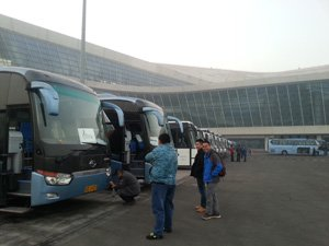 Best Way to Get from Tianjin Cruise Port to Beijing