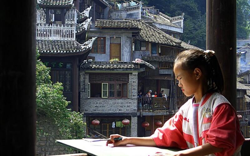 Huang Si Qiao Castle