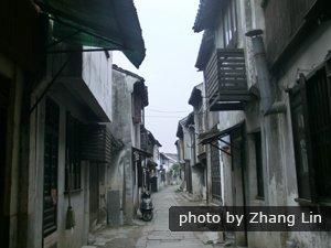 street, tongli town