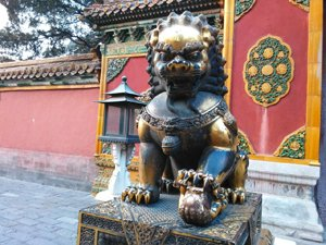 China's Stone Lions — the Lowdown and Many Photos