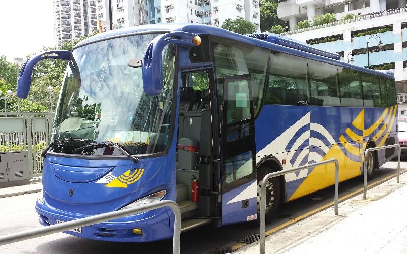 Shanghai Bus Transportation