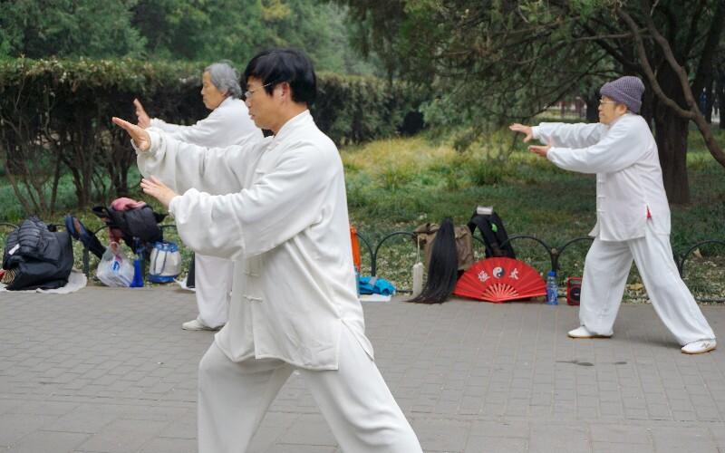 Yangshuo Taichi Class