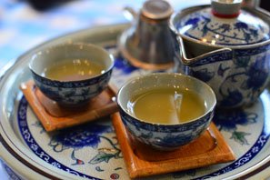 Ginko tea improves brain function