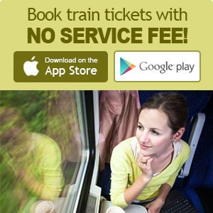 download train booking app