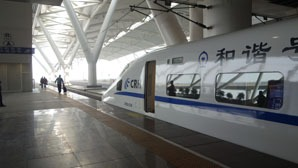 Chengdu – Ya'an High-Speed Train