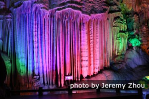 Visit Reed Flute Cave with us