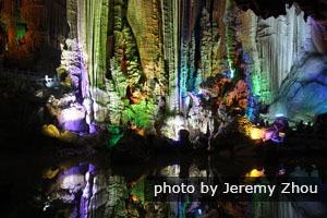 Kunming Jiuxinag Karst Cave