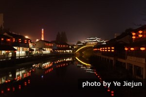 The song dynasty town