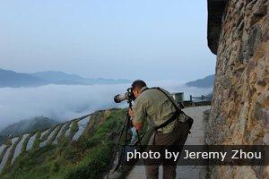 Take a photography tour at Yuanyang