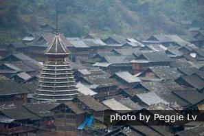 Yintan Dong Village