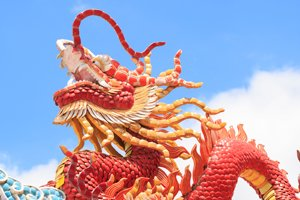 Chinese Zodiac Dragon Symbolize What in Chinese Culture?