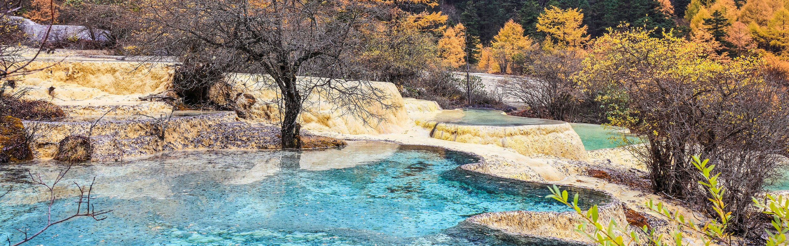 Peak Season Deal for Jiuzhaigou and Huanglong