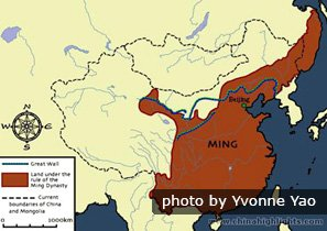 The Ming Dynasty Map