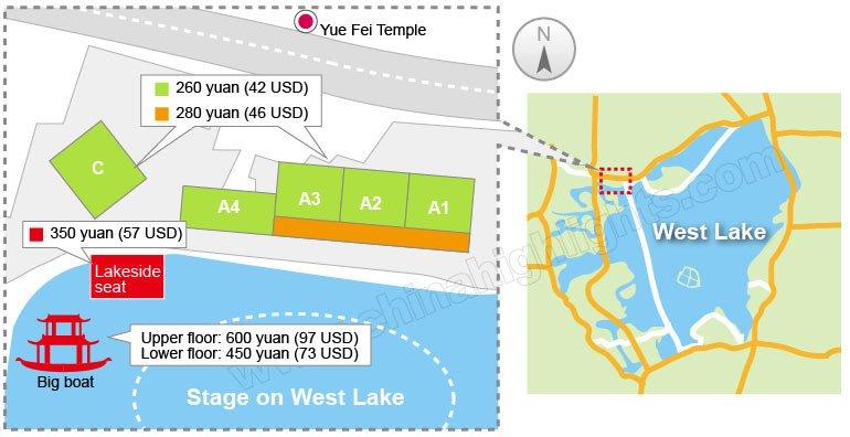 Impression West Lake Seat