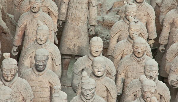 The Essence of Xi'an