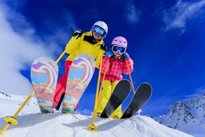 Top 5 China Ski Resorts
