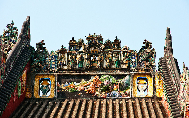 Traditional Chinese Roofs - China's Roof Architecture