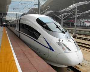 The Differences Between Chinese and Western Railways