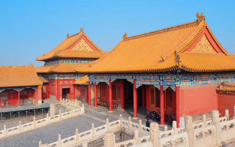 Palace of Earthly Tranquility (Kunning Gong)