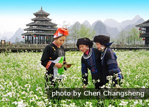 Flowers, Shangrila in Guilin