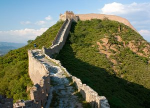Jinshanling Great Wall section