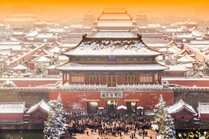 12 Best Places to See Snow in Beijing