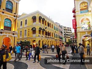 Macau, Senado Square
