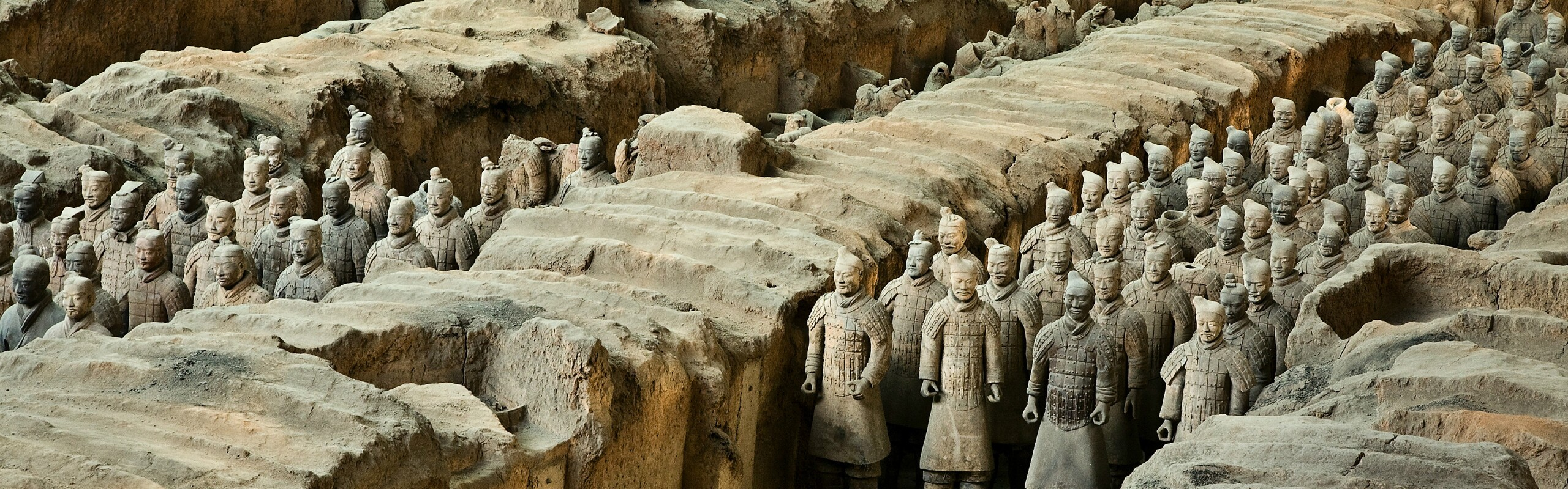 One-Day Round-Trip from Shanghai to Xi'an
