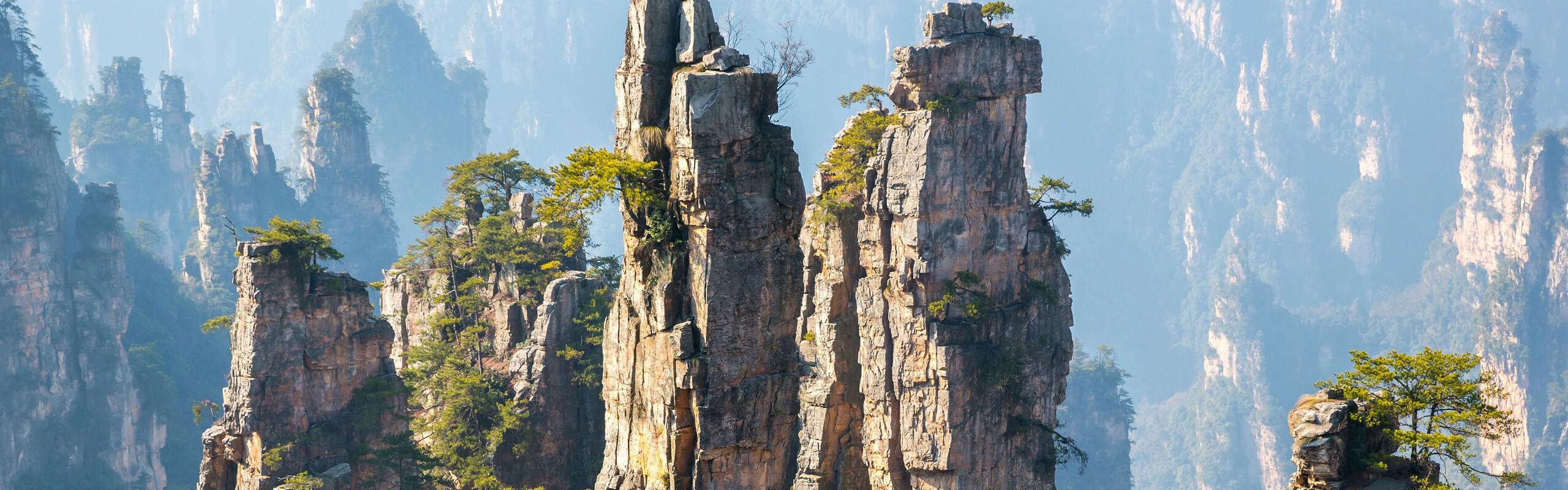 Essence of Zhangjiajie Tour