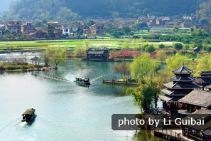 Spring in Guilin