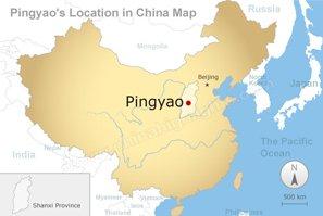 Pingyao Maps