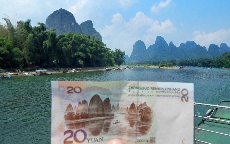 The 6 Tourist Attractions on China's Banknotes