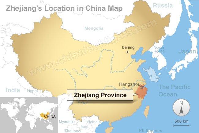 Zhejiang Maps Map Of Zhejiang Province Zhejiang Travel Guide