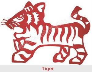 chinese zodiac: year of the tiger