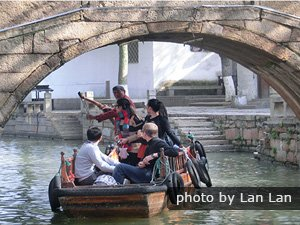 Visit Tongli watertown
