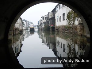 The Grand Canal, Suzhou