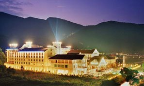 Pullman Hotel in Wulingyuan town