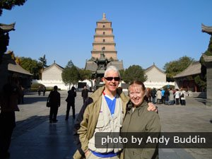 Tour Big Wild Goose Pagoda with China Highlights.