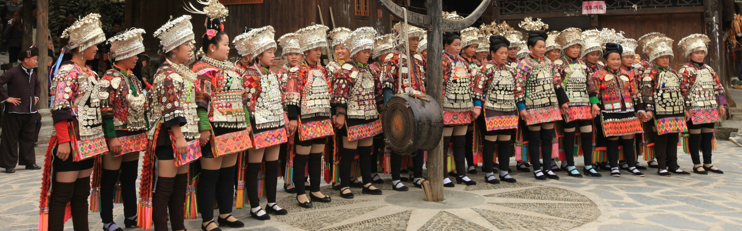 Minority Discovery in Zhangjiajie,Fenghuang and Guizhou