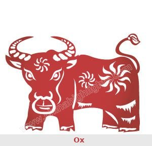 Chinese zodiac: year of the ox
