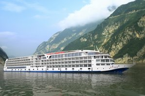 Yangtze River cruise.