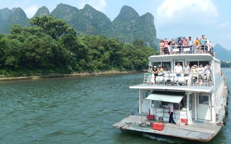 Li River Cruise vs Bamboo Raft (An Australian Expat's View)