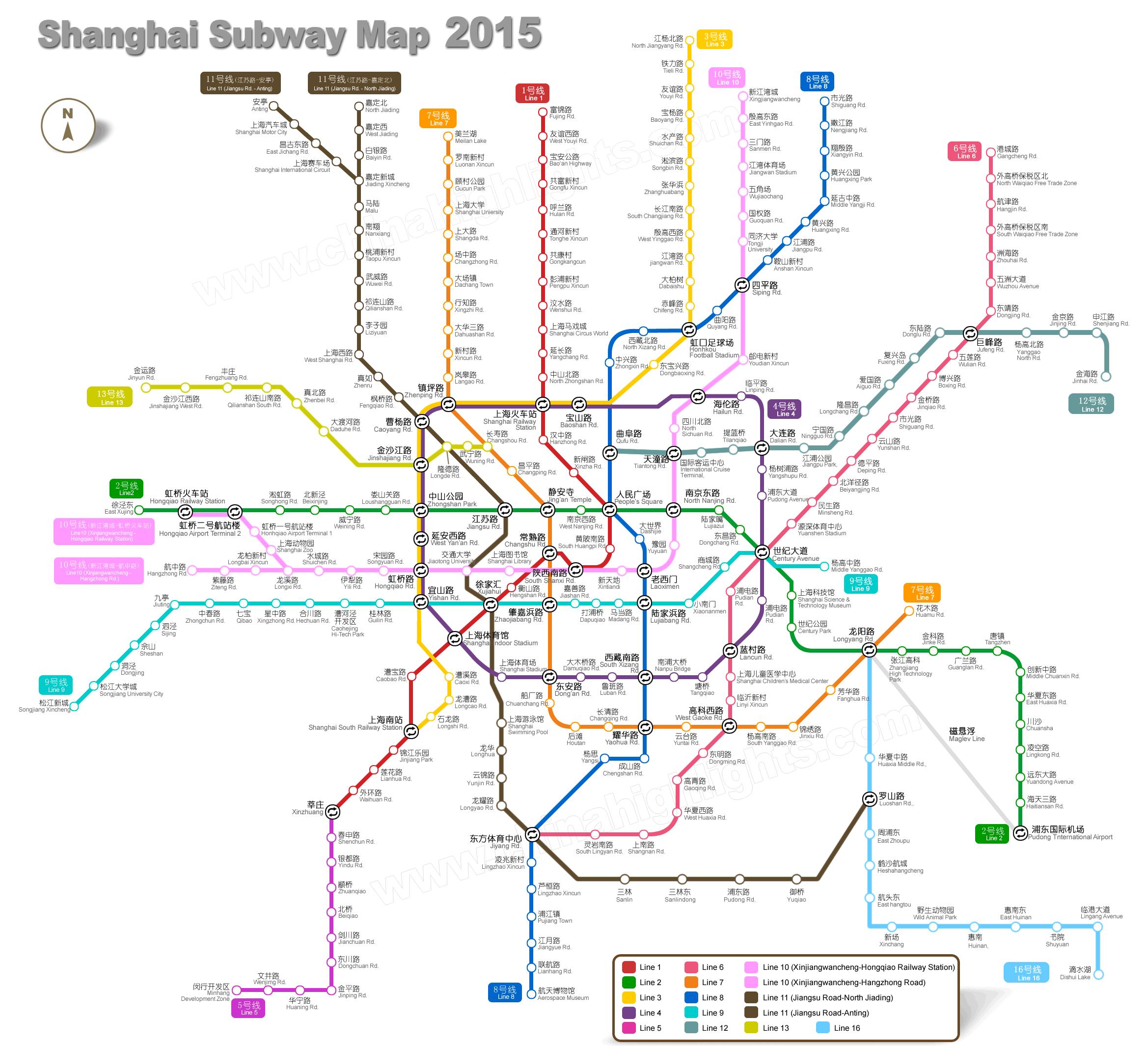Subway Map In Shanghai.Fresh Shanghai Metro Map Bressiemusic