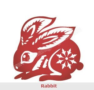 The Chinese Zodiac Rabbit