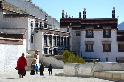 tour tibet