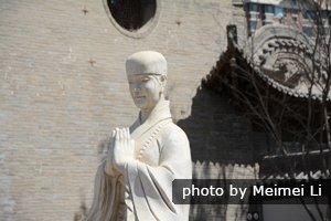 Zhangye Great Buddha Temple