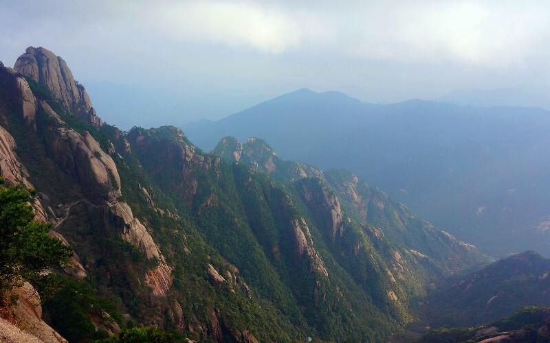 Mount Lu National Park - The Lu Mountains
