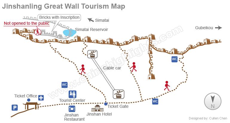 Trekking entre Jinshanling y Simatai en la Gran Muralla China ...