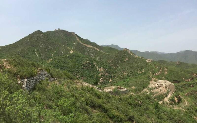 Tiger Mountain Great Wall, Hushan Great Wall