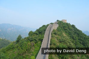 The  Huangyaguan Great Wall Section